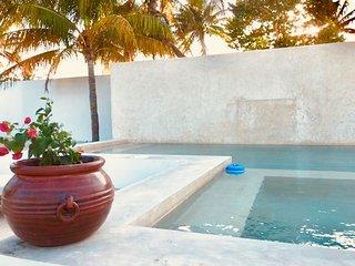 Stunning Quiet New Beach Villa