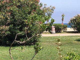 Appartement T2 cabine en front de mer. Centre plage. RDC.4
