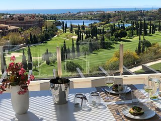 Luxury Penthouse 518 m2 Marbella (free golf for 2 persons)  12 min Porto Banus