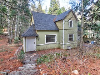 Warm and welcoming home with patio and deck in a gorgeous year-round location!