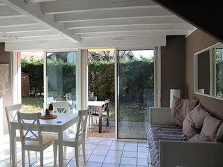 Villa T3 avec jardin toute proximite lac