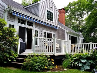 Luxury Cape Cod Waterfront Summer rental BR3