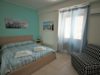 B&B La Rosatea Blue Room