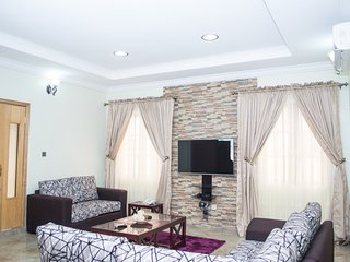 Three Bedroom Fully Furnished