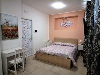 B&B La Rosatea Pink Room