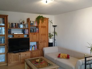 Studio apartment in Hanover with Internet, Parking, Balcony, Washing machine (52