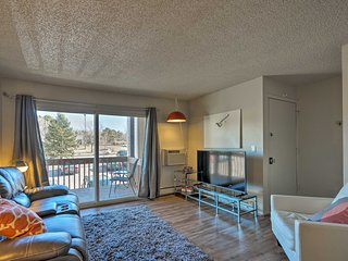 NEW! Remodeled Colorado Springs Apt w/Pool Access!
