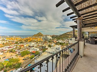 NEW! Ultimate Cabo Penthouse Villa w/Dipping Pool!