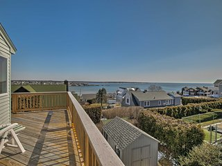 NEW! Narragansett House w/ Views & Beach Access!