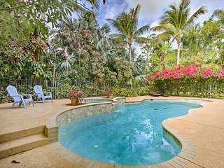 NEW! 5BR Jupiter 'Spanish Villa' w/ Pool & Lanai!