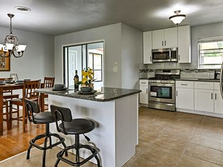 NEW! San Antonio House w/Sunroom & Grill Near DT!