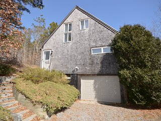 Wellfleet Contemporary Cape with Central AC