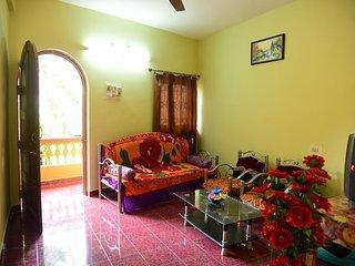Nirvaah Room Siolim-Kitchenete