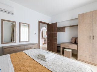 Kolympia Apartment Sleeps 5 with Pool Air Con and Free WiFi - 5677050