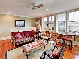 Charming 2BR in Heart of Downtown Charleston