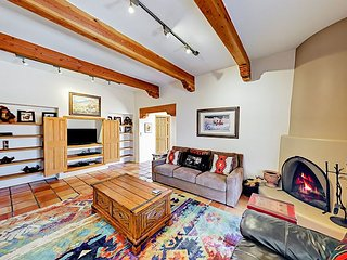 Pet Friendly 2BR Adobe w/ Southwestern Charm, Patio Dining & Enclosed Yard