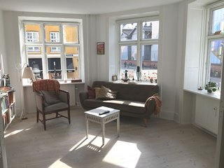 Family-friendly Copenhagen apartment near Tivoli