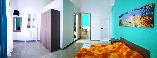 superior apartment Sea