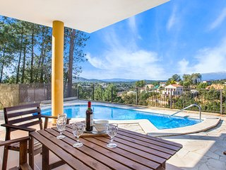 4 bedroom Villa in Lloret de Mar, Catalonia, Spain : ref 5223714