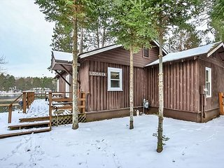 Loghaven - Elbert's - Hiller Vacation Homes - Free WIFI