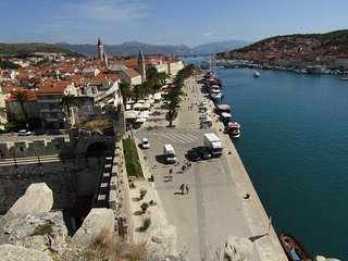 Gem in a heart of trogir!