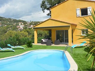 Nice villa with swimming-pool