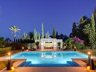 5 bedroom Villa in Playa Duque Marbella, Andalusia, Spain : ref 5605127