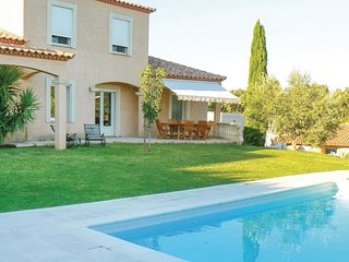 4 bedroom Villa in Calvisson, Occitania, France : ref 5605083