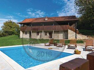 3 bedroom Villa in Možđenec, Varaždinska Županija, Croatia : ref 5604996