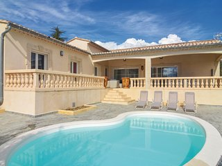 3 bedroom Villa in Barjac, Occitania, France : ref 5605084