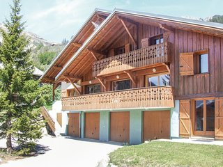 5 bedroom Villa in Champagny-en-Vanoise, Auvergne-Rhone-Alpes, France : ref 5604