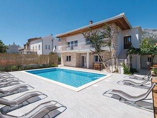 6 bedroom Villa in Orebic, Dubrovacko-Neretvanska Zupanija, Croatia : ref 560498
