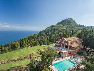 8 bedroom Villa in Gastouri, Ionian Islands, Greece : ref 5605126
