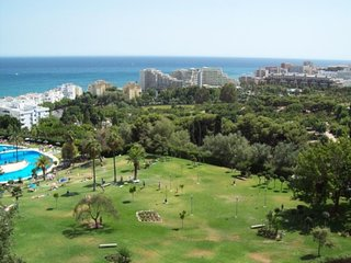 Benalmadena Costa, perfecto familias, WIFI, playa, sol, golf.