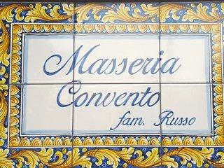 Masseria Convento, camera Tramontana
