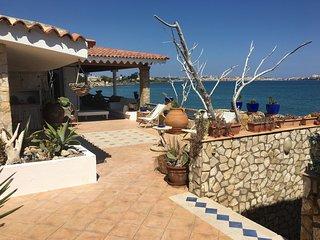"""Prestigiosa Villa """"Vivimar"""" con accesso diretto al mare e spiaggia privata"""