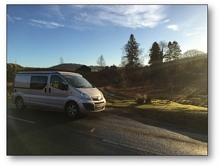 Ambleside Camper Hire - Hire a camper van from the heart of the Lake District