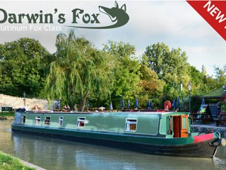 Five Star Narrowboat on the Kennet and Avon Canal for self drive hire.