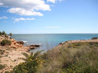 Bungalow frente al mar