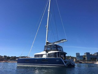 ALL INCLUSIVE CHARTER ABOARD A 2018 LAGOON 52' CAT-WITH FLYBRIDGE!