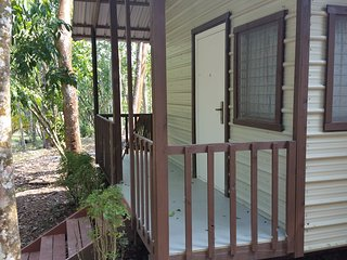 Hidden Haven - Wild Orchid 2 bedroom cabana in jungle