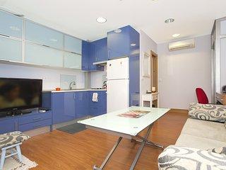 Exclusivo apartamento estilo moderno, ubicado en pleno centro de Santander.