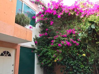 Flat / Apartment in picturesque Coyoacan, in southern Mexico City