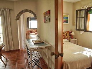 CASA MONTECOTE  Eco Resort, Estudio (4), 2 dormitorios, cocina y terrazza