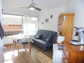 Appartement avec 1 chambre à 250m de la plage