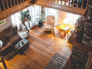 Rustic Cottage ♥ Cozy Double Room ♥ 30 minutes from Old Quebec