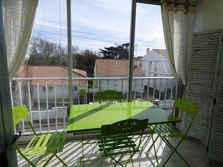Appartement à 200 m de la plage - St-Gilles-Croix-de-Vie