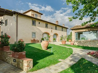 Villa Del Fattore - Luxury villa with dependance, private garden, swimming pool