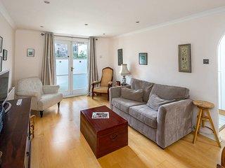 1bed garden flat sleeps 4 in Fulham w/free parking