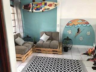 Cool, cozy beach apartment in the heart of Jaco